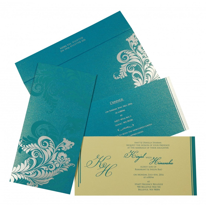 7 Latest Trends Of Muslim Wedding Cards For A Perfect Muslim Wedding
