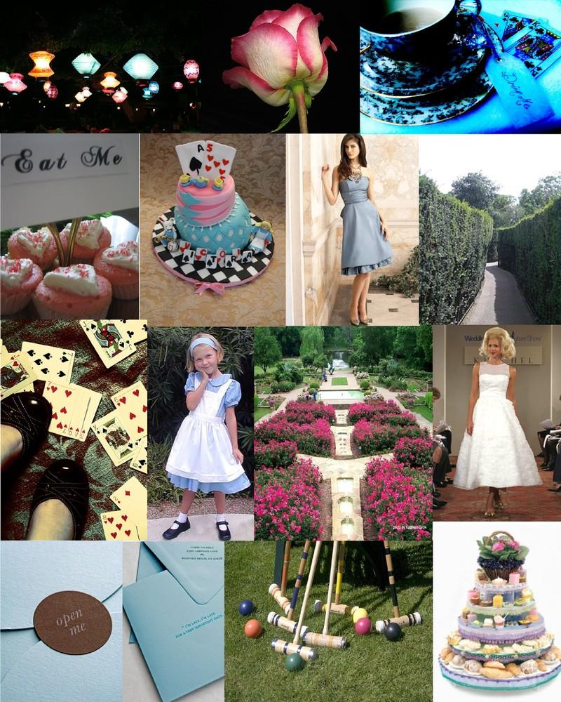 Alice In Wonderland Wedding Theme Alice In Wonderland Alice In Wonderland  Cenypradufo Choice Image