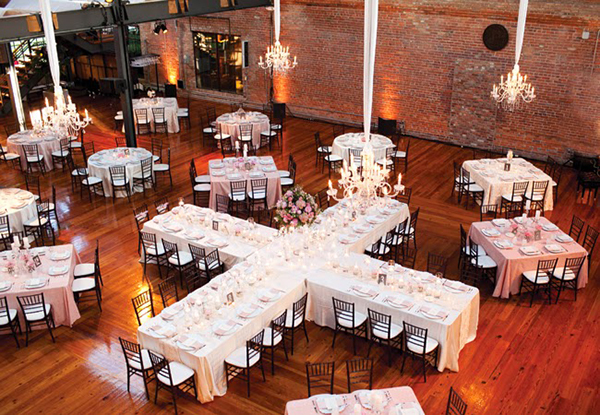 Wedding Dinner Seating System