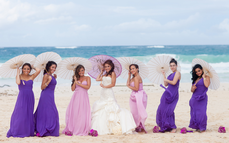 Punta Cana Wedding Ceremony