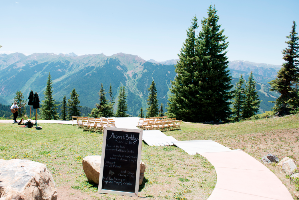 Mountain Wedding Venues: Mountain Wedding Ideas
