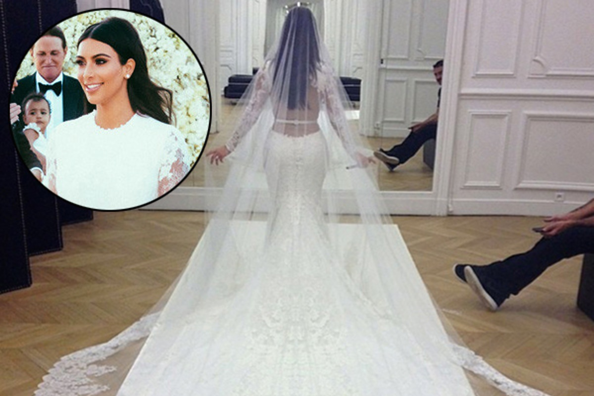 5 Most Ravishing Celebrity Wedding Gowns (with images ...