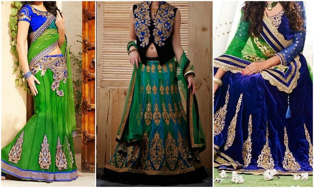 7 awesome bridal wear colors other than red or pink for What to wear to a wedding other than a dress