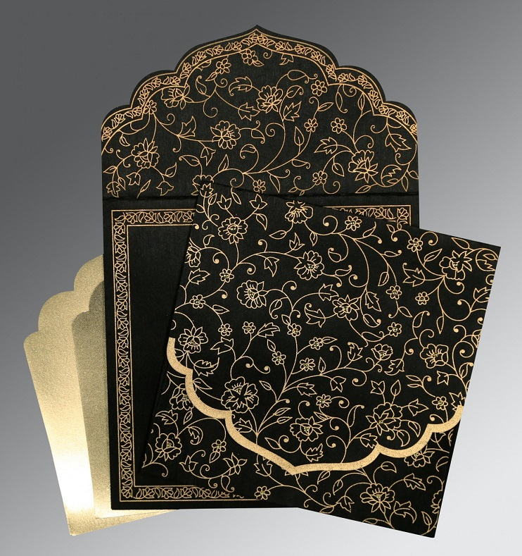 7 Latest Trends Of Muslim Wedding Cards For A Perfect