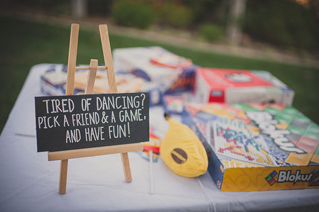 10 interactive wedding tips for assuring that your wedding