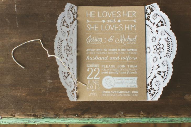 Farm Style Wedding Invitations: 7 Different Wedding Invitation Styles