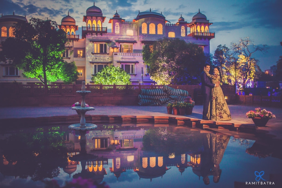 5 Most Popular Places for Destination Wedding in India