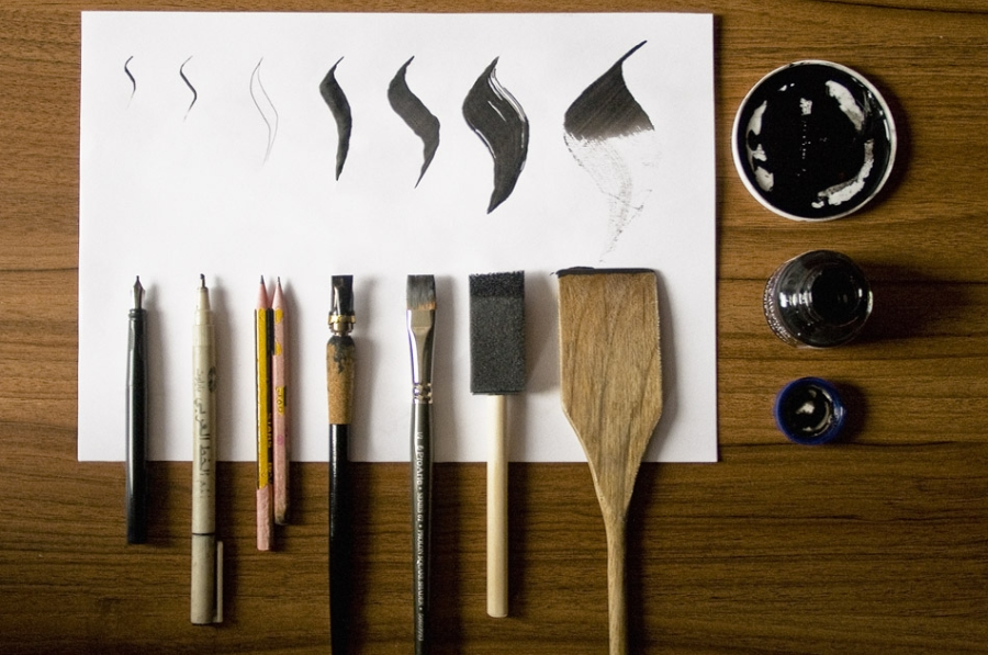 Calligraphy ideas that will make your wedding beautiful