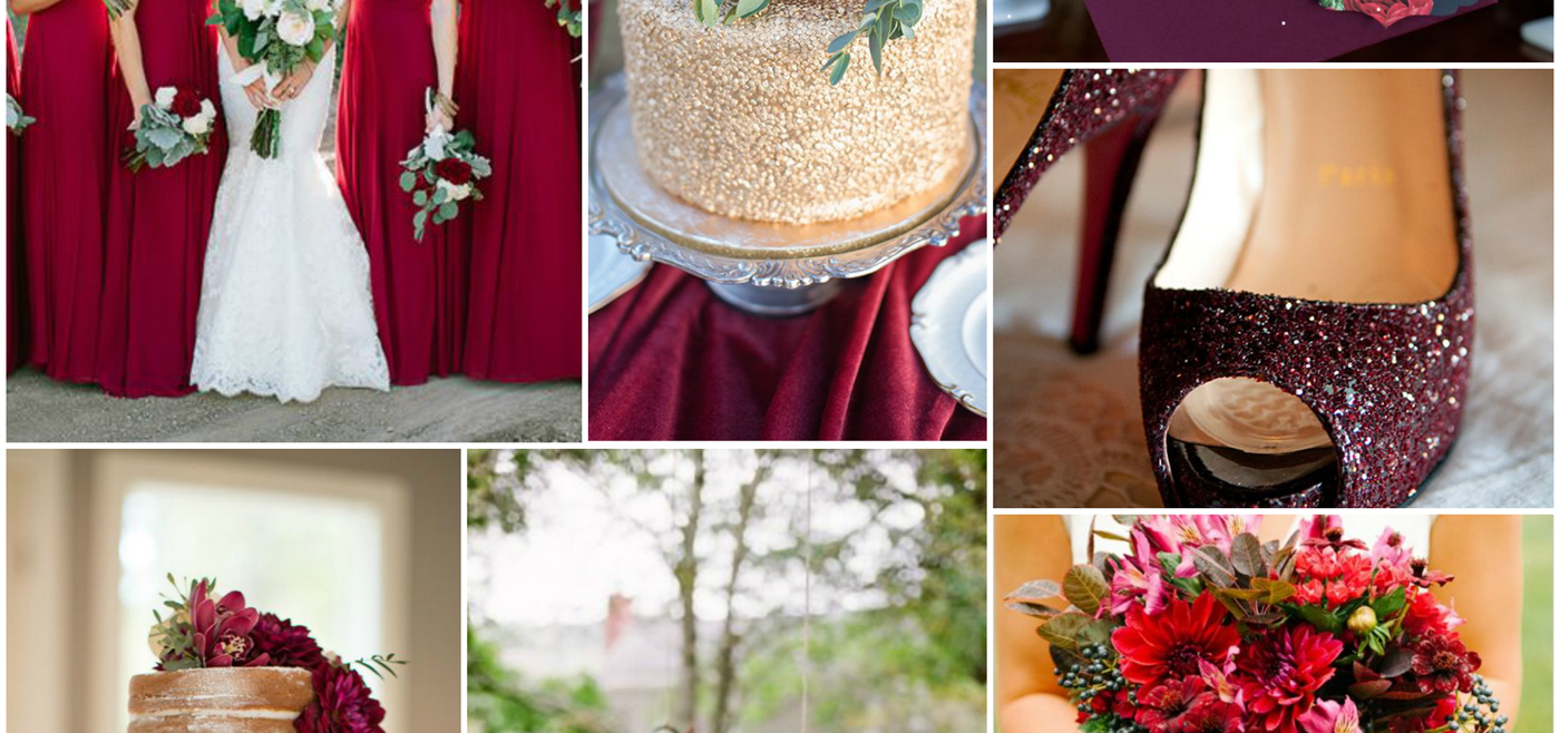 5 Most Loved Metallic Color Palettes For Winter Wedding