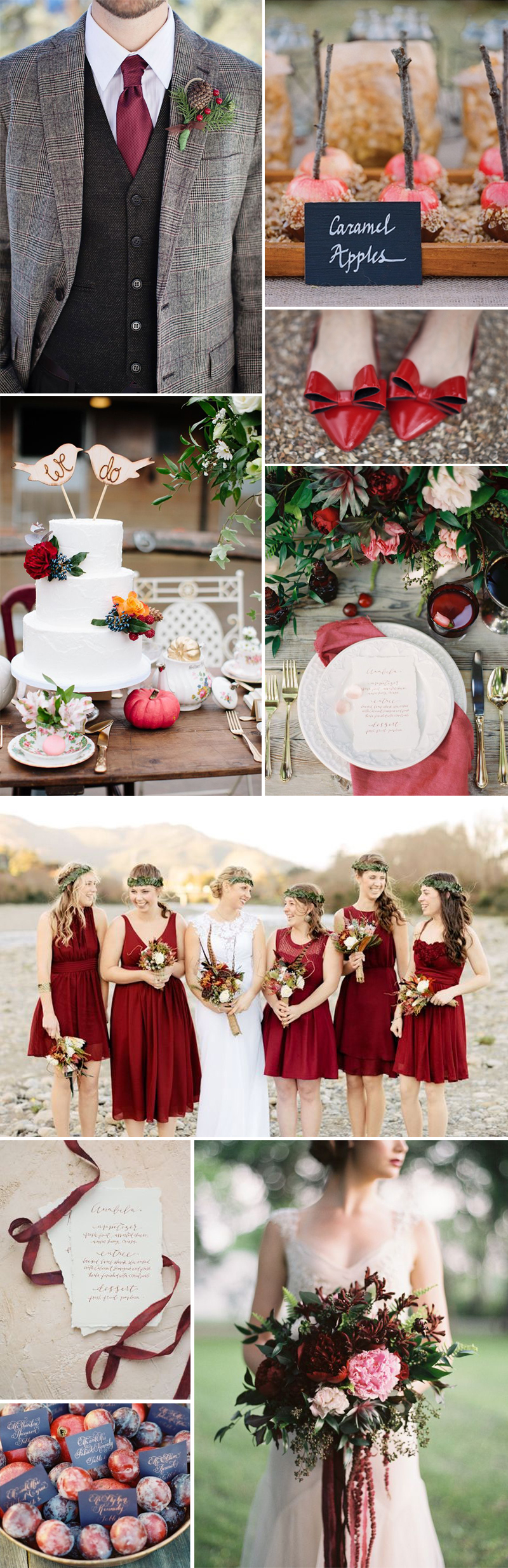Mesmerizing Fall Wedding Ideas for 2018 that You Will Love!