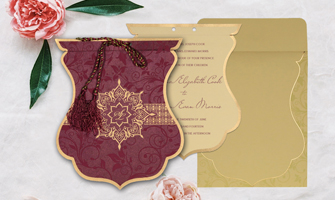 Designer Wedding Invitations - IndianWeddingCards