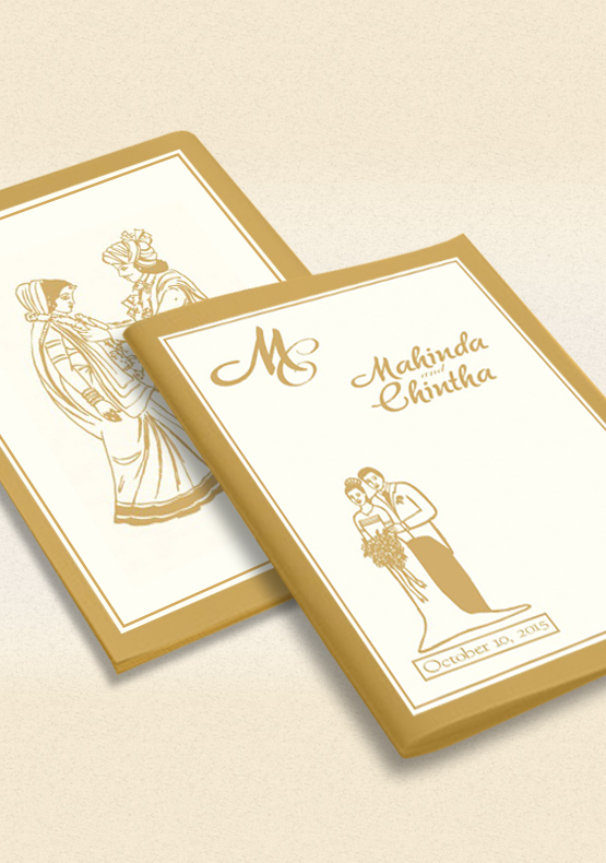 Program Booklets-IndianWeddingCards