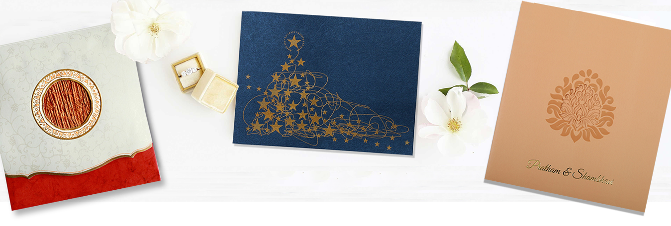 HOLIDAY SEASON SALE- IndianWeddingCards