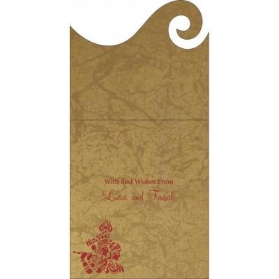 Money Envelopes 7168 - IndianWeddingCards