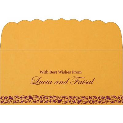 Money Envelope - ME-5006F