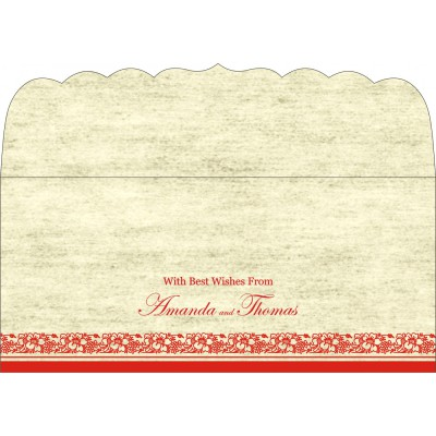 Money Envelope - ME-8207A