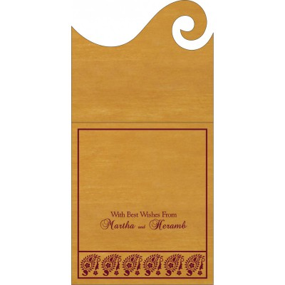 Money Envelope - ME-8218N