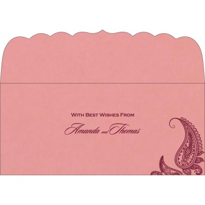 Money Envelope - ME-8252G