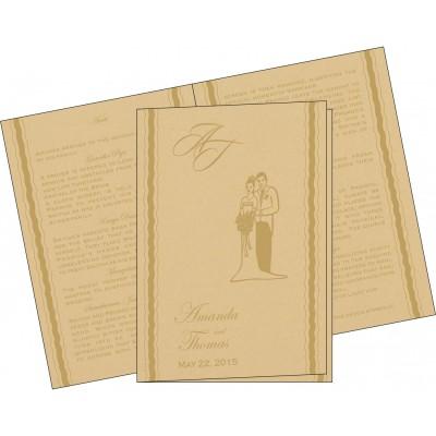 Program Booklet - PC-1187