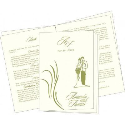 Program Booklet - PC-1317