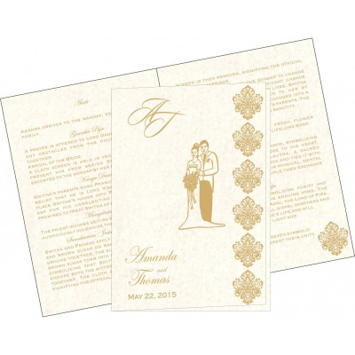 Program Booklet - PC-1508