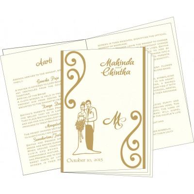 Program Booklet - PC-2116