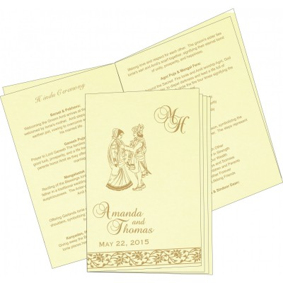 Program Booklet - PC-2178