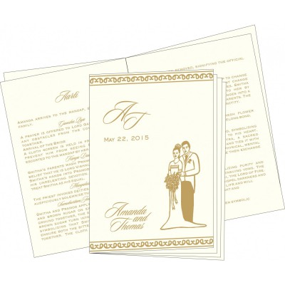 Program Booklet - PC-2205