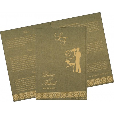 Program Booklet - PC-5012A