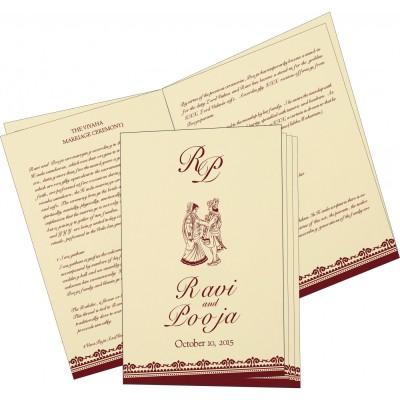 Program Booklet - PC-8205E
