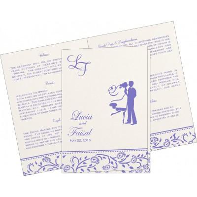 Program Booklet - PC-8206A