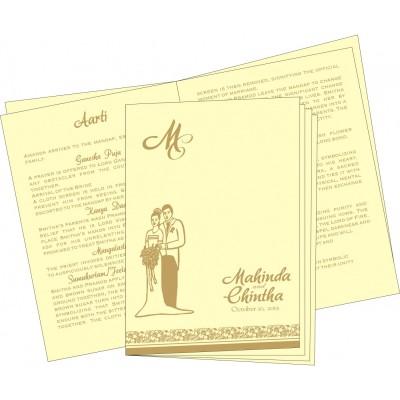 Program Booklet - PC-8207N