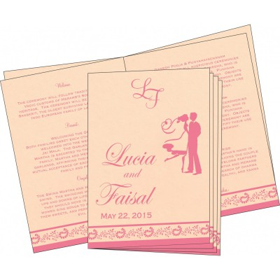 Program Booklet - PC-8208F