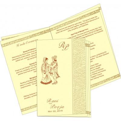 Program Booklet - PC-8209D