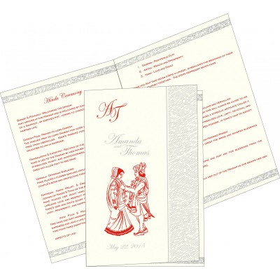 Program Booklet - PC-8209N