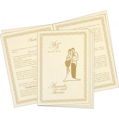 Program Booklet - PC-8211G