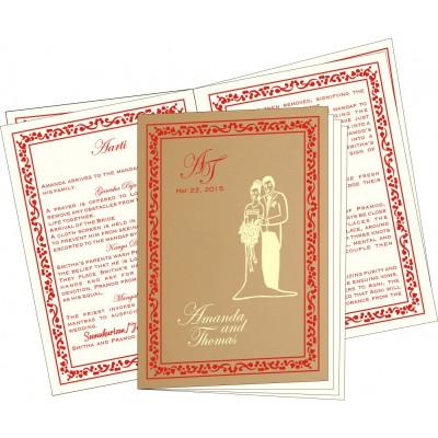 Program Booklet - PC-8214G