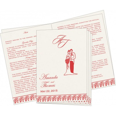 Program Booklet - PC-8218M