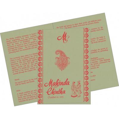 Program Booklet - PC-8231G