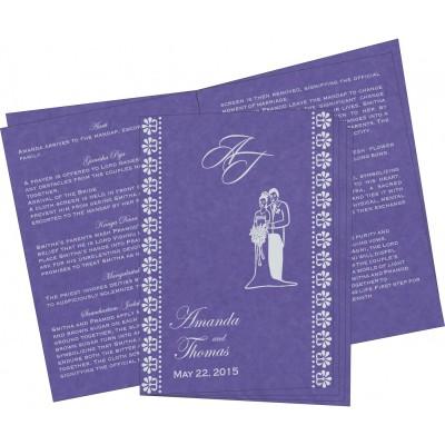 Program Booklet - PC-8231K