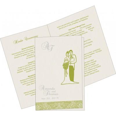 Program Booklet - PC-8234C