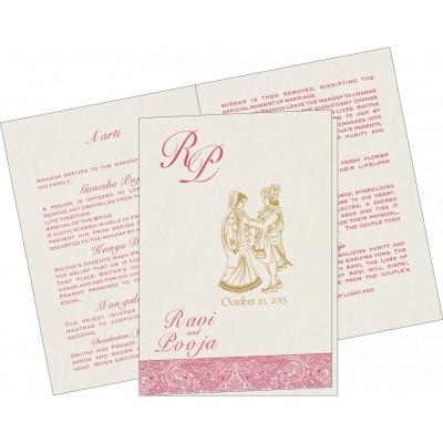 Program Booklet - PC-8234I