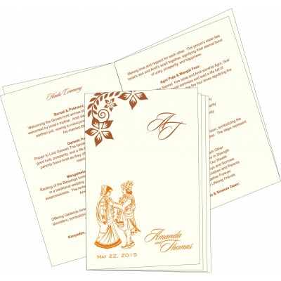 Program Booklet - PC-8240M
