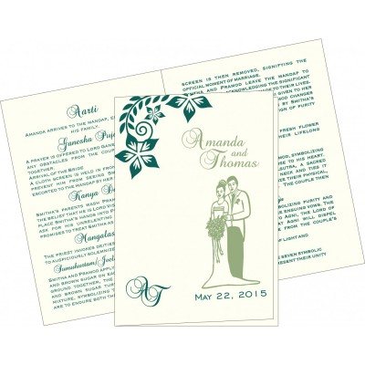 Program Booklet - PC-8240N