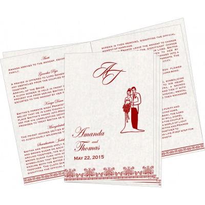 Program Booklet - PC-8241B