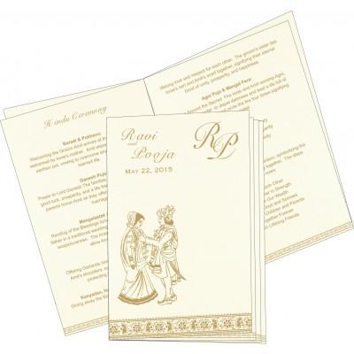 Program Booklet - PC-8242D