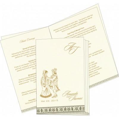 Program Booklet - PC-8242O