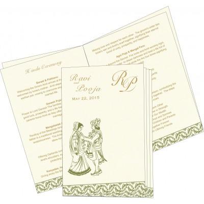 Program Booklet - PC-8249E