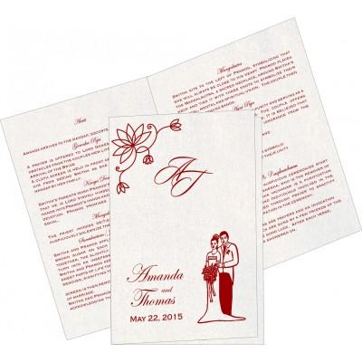 Program Booklet - PC-8251H