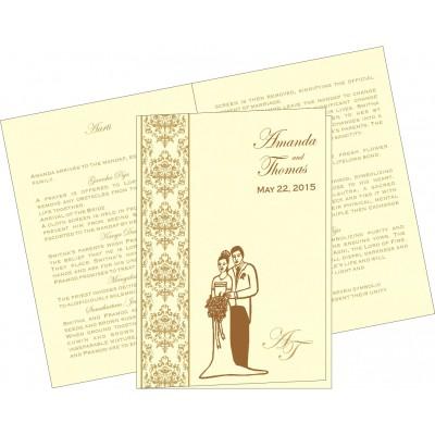 Program Booklet - PC-8253A